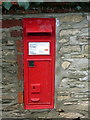 SP8748 : Victorian Postbox by Philip Jeffrey