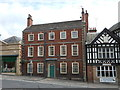 SK3871 : Former Scarsdale Brewery offices, St Mary's Gate by Edmund Gooch