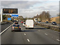 SP1471 : Northbound M40 by David Dixon
