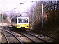 NZ2568 : Tyne & Wear Metro at South Gosforth by Malc McDonald