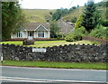 SN8315 : Nantygwared Bungalow, Craig-y-nos by John Grayson