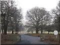 TQ2073 : National cyclepath Route 4, Richmond Park by David Anstiss