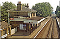 TQ2077 : Chiswick SR station, 1984 by Ben Brooksbank