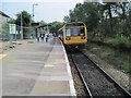 ST0896 : Quakers Yard (Low Level) railway station, Mid Glamorgan by Nigel Thompson