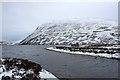 NN6987 : Outflow of Loch Cuaich by Dorothy Carse