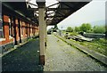 SO0002 : Aberdare (High Level) railway station (site), Mid Glamorgan, 2000 by Nigel Thompson