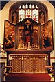 SO8912 : St James the Great, Cranham - High altar by John Salmon