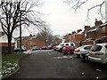 SJ4167 : Communal Parking Area off Phillip Street, Chester by Jeff Buck