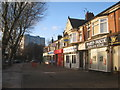 TA0628 : Shopping parade, Anlaby Road (2) by Jonathan Thacker