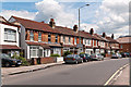 TQ4666 : Perry Hall Road by Ian Capper