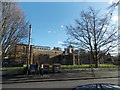 TQ3373 : View of Dulwich Picture Gallery from Gallery Road by Robert Lamb