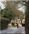 SX8768 : Resurfacing Old Newton Road by Derek Harper
