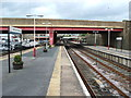 SE1632 : Bradford Interchange railway station, Yorkshire by Nigel Thompson