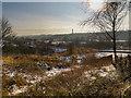 SD7506 : Manchester, Bolton and Bury Canal, Prestolee (Nob End) Locks by David Dixon