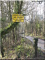 SE2804 : Warning Sign by Dave Pickersgill