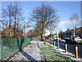 TA0429 : Wymersley Road off Willerby Road, Hull by Ian S