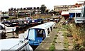 SE2420 : Savile Town Basin by Christine Johnstone