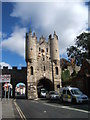 SE5951 : Micklegate Bar by Barbara Carr