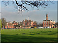 TQ3372 : Dulwich College, Dulwich Common by Stephen Richards