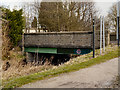 SJ5694 : Penkford Canal Bridge by David Dixon
