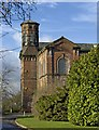 TA0429 : Springhead Pumping Station from the east by Paul Harrop