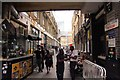 TQ3381 : Alleyway off Brick Lane by Steve Daniels