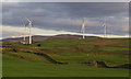 SD5886 : Armistead wind farm by Ian Taylor