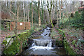 SJ9893 : Hurst Clough by Dave Dunford