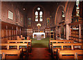 TQ3190 : St Mark, Noel Park - North chapel by John Salmon