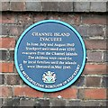 Photo of Blue plaque number 4580