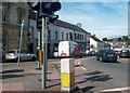 J3652 : High Street, Ballynahinch, from its junction with Windmill Street by Eric Jones