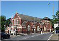 TQ2671 : St Mary, Wimbledon Road by Stephen Richards
