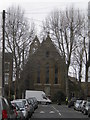 TQ3184 : The former St Clement's Church, Barnsbury by Andrew Wilson