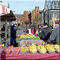 SO9198 : Fruit on the Outdoor Market, Wolverhampton : Week 8