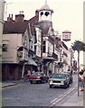 SU9949 : The Guild Clock in Guildford by Elliott Simpson