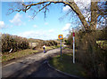 SU7883 : Speeding in Aston Lane by Des Blenkinsopp
