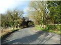 TQ0387 : Railway bridge over Tilehouse Lane by Alexander P Kapp