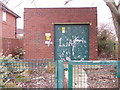 SE3130 : Electricity Substation No 2198 - Belle Isle Road by Betty Longbottom