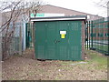 SE3030 : Electricity Substation No 4514 - Lenton Drive by Betty Longbottom