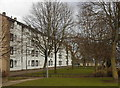NJ9208 : Council flats, Hayton Road, Aberdeen by Bill Harrison