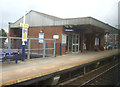 SJ9291 : Bredbury Railway Station by JThomas
