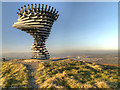SD8528 : Singing Ringing Tree, Panopticon for Burnley by David Dixon