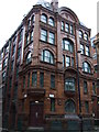 SJ8498 : Langley Building, Dale Street, Manchester by JThomas