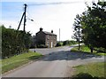TL3680 : Parkhall Road passes the end of Short Drove by Andrew Tatlow