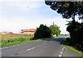 TL3690 : Benwick Road towards Doddington by Andrew Tatlow