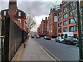 TQ2677 : Hortensia Road, Chelsea by PAUL FARMER