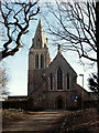 SK5153 : Annesley Church NG15, Notts. by David Hallam-Jones