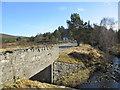 NN6390 : Bridge over Allt Breakachy by Jennifer Jones