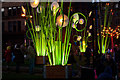 SE1632 : Installation at the Garden of Light - City park, Bradford by Phil Champion