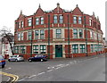 ST1168 : Flats in former YMCA building, Barry by John Grayson